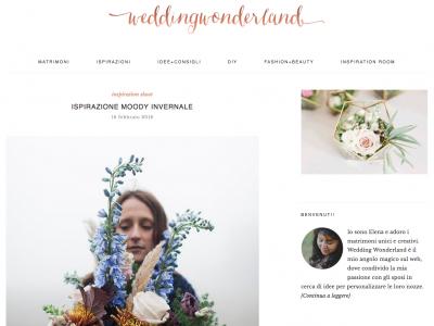 Wild Goose featured on Wedding Wonderland